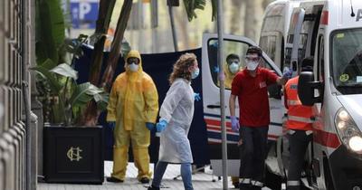Covid-19 en España: 738 fallecidos más en las últimas 24 horas