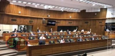 Senadores aprueban con modificaciones el proyecto de ley de emergencia