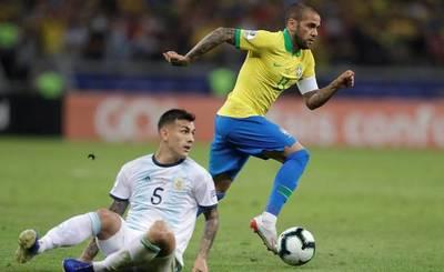 Dani Alves y su respuesta al presidente de Brasil