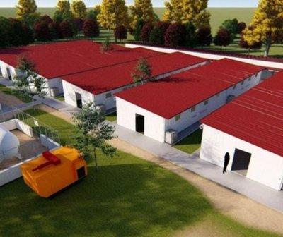 Coronavirus: Paraguay construirá dos hospitales en un mes