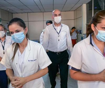 Subregistro de coronavirus multiplica la cifra de contagiados