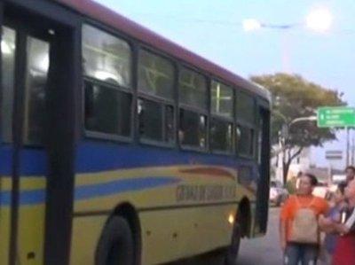 Ante temor de más contagios por coronavirus piden suspender buses