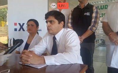 Paciente con Covid-19 de Alto Paraná estuvo en contacto con brasileño