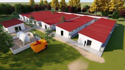 Construirán 2 hospitales en 30 días para casos de Covid-19