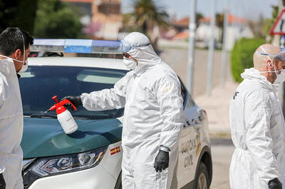 España se convierte en el segundo país del mundo con más muertes por coronavirus