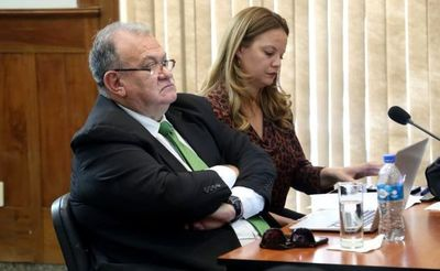 Fiscala que transó con González Daher a punto de ser confirmada