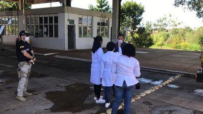 """COVID-19: """"Todos los compatriotas que están acá fueron asistidos"""", dice cónsul paraguayo en Foz"""