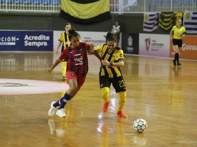 Se postergan las Libertadores de futsal femenino y masculino