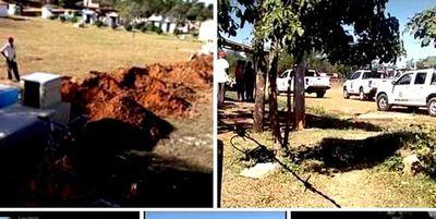 Comuna aclara: Fosas no son para muertos por COVID-19
