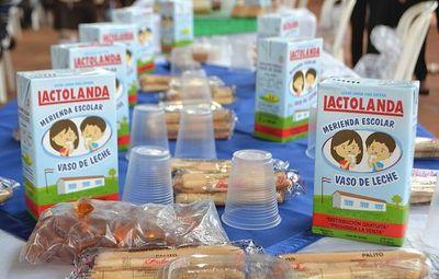 MEC organiza entrega de la alimentación escolar