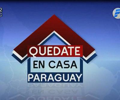 ¡Programa especial sobre el Coronavirus en Paraguay!