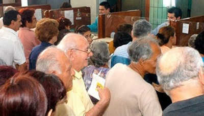 Hacienda adelanta pagos a jubilados y pensionados a partir de este viernes 27
