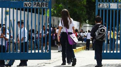 Colegios privados no aprueban propuesta de exoneración del 50% de las cuotas