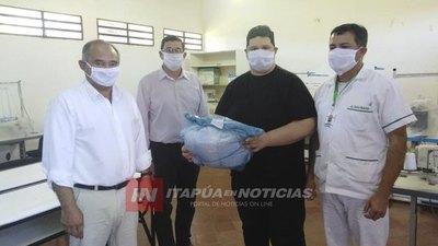 SNPP CONFECCIONA TAPABOCAS Y DONA A HOSPITALES Y OTRAS INSTITUCIONES DE SERVICIO