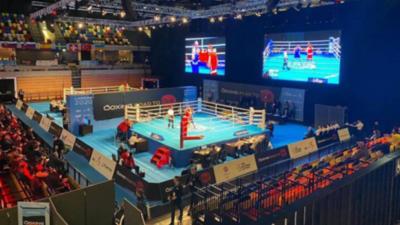 El COI, en la mira por boxeadores turcos