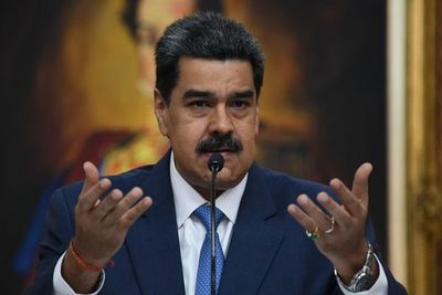 """EE.UU. acusa de """"narcoterrorismo"""" a Maduro y ofrece USD 15 millones por su arresto"""