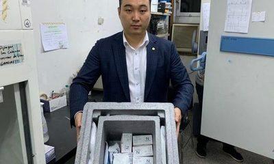 Empresario coreano donó 500 unidades de test para detección de COVID-19