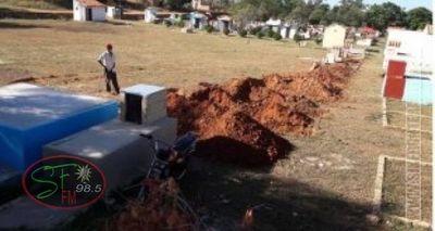 Fake news: No hubo entierro masivo en Luque, según funcionario de la Municipalidad