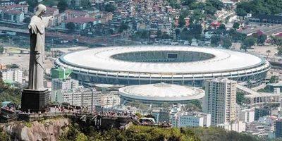 El estadio Maracaná sería hospital de campaña por la pandemia de coronavirus