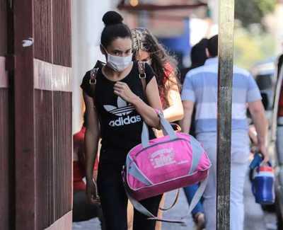 Asunción registra la mayor cantidad de casos de coronavirus en el país