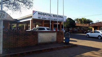 Urgen habilitación de UTI de hospital de Pedro Juan tuvo que ser reconstruida