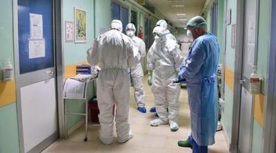 ITALIA SUPERA LAS 8.000 MUERTES POR CORONAVIRUS Y NUEVAMENTE AUMENTAN LOS CONTAGIOS.