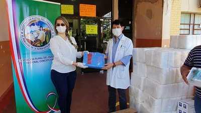 Concepción: ARP realiza donación al Hospital Regional