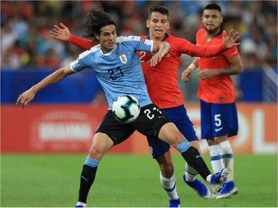 El Uruguay-Chile aplazado por COVID-19 lo juegan en redes contra la pandemia