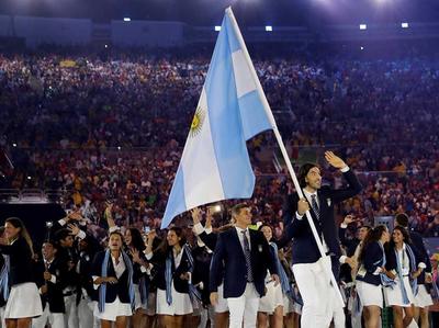 Argentina ayuda económicamente a sus deportistas
