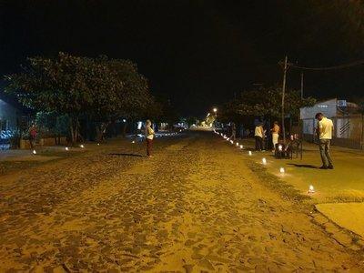 Con la fe puesta en Dios, vecinos realizan cadena de oración ante pandemia
