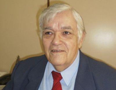 Fallece el político y escritor colorado Leandro Prieto Yegros