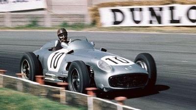 Fangio y las claves del éxito sobre ruedas