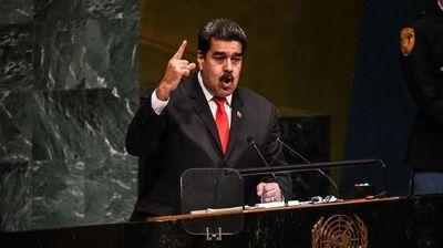 EEUU ofrece US$ 15 millones por arresto de Nicolás Maduro