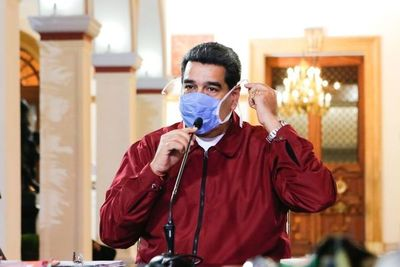 """Eres un miserable"", dice Maduro a Trump"
