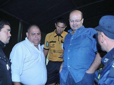 Jorge González admite la deuda en General Díaz