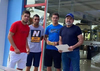FAP se solidariza con ayuda económica al plantel de General Díaz