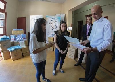 Coronavirus: Instituciones educativas se suman a la contingencia nacional
