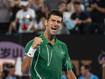 La gran donación de Djokovic
