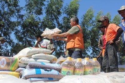 Gobernadores del Chaco solicitan a la SEN Kits de alimentos y no transferencias
