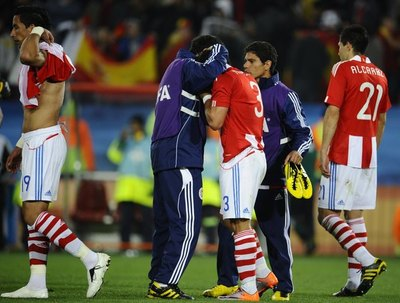 El 'gran secreto': ¿Por qué Gamarra no jugó en Sudáfrica 2010?