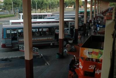 Empresas del transporte público de Cordillera piden el paro total del servicio