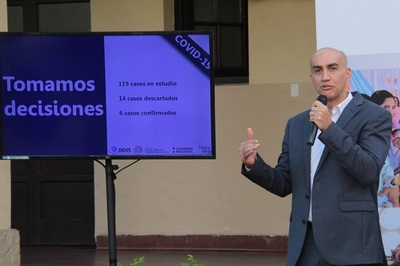 Primer paciente recuperado de COVID-19 en Paraguay