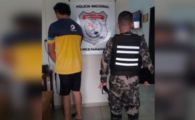 Detenido por incitar a saqueos en Luque