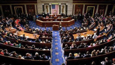 Congreso de EEUU aprueba histórico estímulo ante coronavirus