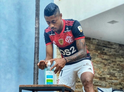 Flamengo otorga vacaciones a sus jugadores