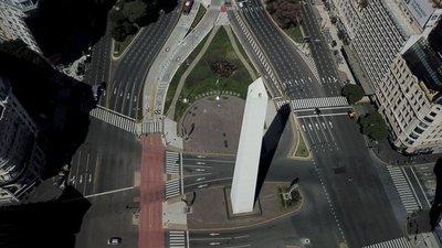 Argentina cierra todas sus fronteras por pandemia del COVID-19