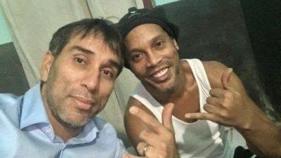 'Pipino' Cuevas: 'La sonrisa de Ronaldinho se apagó'