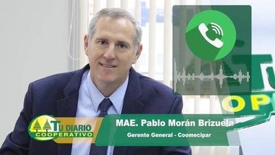 HOY / Pablo Morán, Gerente de la Cooperativa Coomecipar, sobre las medidas adoptadas ante la pandemia del coronavirus