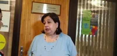Coronavirus: Senadora y exministra recomienda a Abdo seguir con cuarentena pero pide mejorar asistencia social