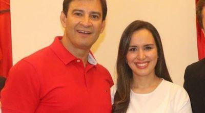 Silvio Ovelar se pichó con Kattya González porque citó sus ingresos y los de la patrona